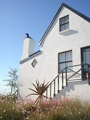 Aloe Cottage, luxury self-catering accommodation in Darling, West Coast, South Africa 